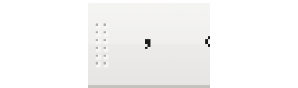 chinese punctuation marks toolbar