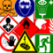 gallery of danger signs
