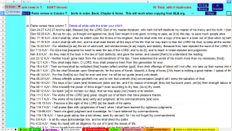 bible verses sorted in a biblical with notes 23472398 04bf 494c 99aa 6cdb838c4a73