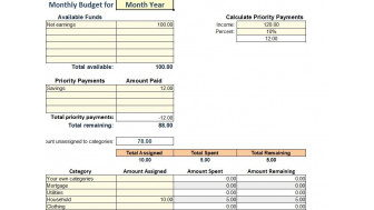 monthly budget and expense record d2d05f01 2541 441a a176 51c043adcec9